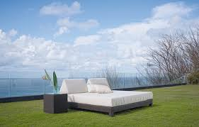 Outdoor Daybed Mattress Outdoor Daybed For Garden To Relax In Style Outdoors Home Designing