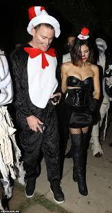 Skimpy Male Halloween Costumes Jenna Dewan Tatum Wears Cat Hat Costume George