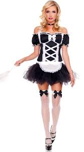 Maid Halloween Costume Frisky French Maid Costume French Maid Maids Costumes