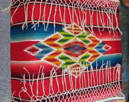 Chimayo Rugs Vintage Chimayo Rug Etsy