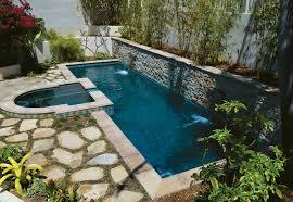 Love The Stones Around This Lap Pool Backyard Ideas Pinterest - Backyard lap pool designs
