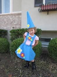 garden gnome halloween costume blue cricket design