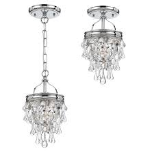 Mini Chrome Chandelier Best Chandeliers Traditional Lights Images On 3 Light Chrome