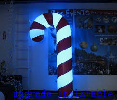 Inflatable Christmas Decorations Outdoor Cheap - online get cheap outdoor candy cane christmas decorations