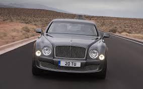 bentley mulliner limousine bentley bringing