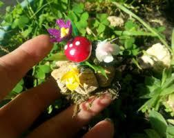fairy flowers etsy