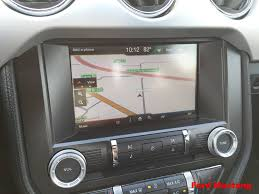 Ford Sync Map Update 2015 Ford Mustang U0026 Expedition Myford Touch Sync 2 Gps Navigation