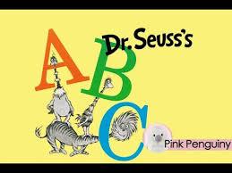 De Seuss Abc Read Aloud Alphabeth Book For De Seuss Abc Read Aloud Alphabeth Book For Children Vidoemo