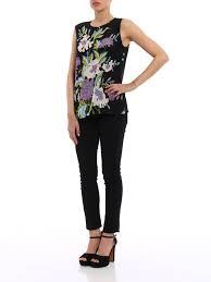 shell blouse shell sleeveless silk blouse by diane furstenberg blouses