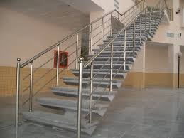Stainless Steel Banister Rail Stallion Metal Works