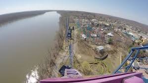 Six Flags Ma Bizarro Six Flags New England 4k Ultra Hd Youtube