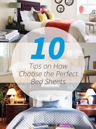 how to select sheets 10 tips on how to choose the perfect bed sheets home design lover