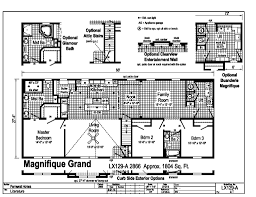 1804 sq ft cambridge ranch collection magnifique grand lx129a