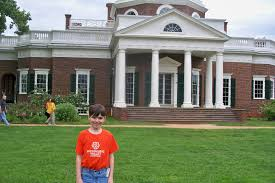 extreme field trip day one monticello ben and me