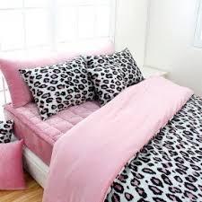 Zebra Print Duvet Cover Pink Animal Print Bedding Foter