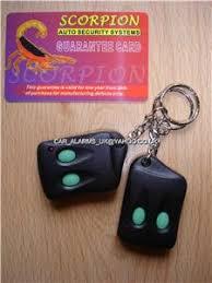 2 door keyless central locking kit scorpion car alarm ebay