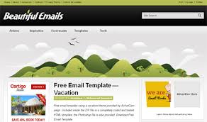 100 free responsive html e mail e newsletter templates egrappler