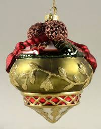 fitz and floyd ornaments decore