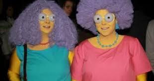Marge Halloween Costume Couple Halloween Costumes 70 Halloween