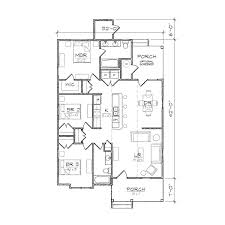 carson ii bungalow floor plan tightlines designs