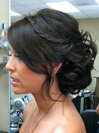 african american hairstyles trends and ideas side bun braid and a messy side bun like this hair pinterest prom