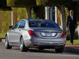 Mercedes Benz S Class Maybach 2016 Picture 86 Of 190