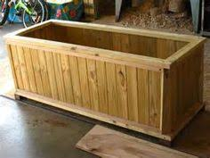 Wooden Planter Box Plans by Image Of Wood Planter Box Decoration Modern Landscaping