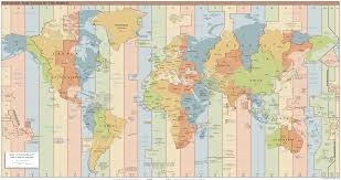 Time Zone Map For Usa Dealing With Time Zones In Handshake Handshake