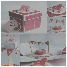 birthday cards awesome how to make explosion box handmade