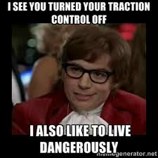 Like Your Own Post Meme - image 620357 i too like to live dangerously know your meme
