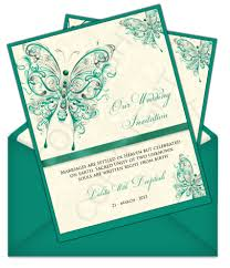 muslim wedding invitation cards letter style email indian wedding card design 88 email wedding