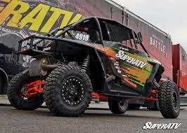 monster truck racing super series koh bound superatv goes racing atv illustrated
