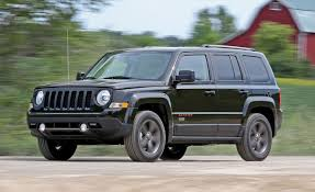 car jeep 2016 2016 jeep patriot quick take review car and driver