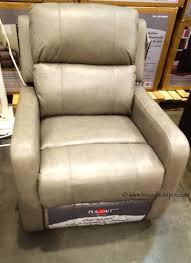 Recliner Sofa Costco Pulaski Leather Glider Recliner Costco Frugalhotspot Reclining