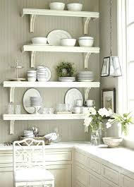 commercial kitchen wall shelving shelving floating wood shelves