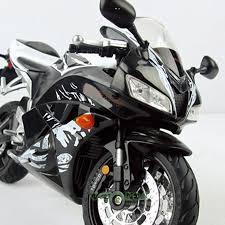 new honda 600 cbr brand new 1 9 scale motorbike models honda cbr 600rr repsol