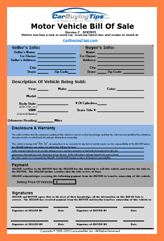 Auto Dealer Bill Of Sale Template by 7 Car Dealer Bill Of Sale Template Stationery Bills