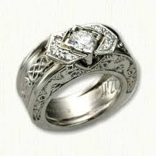 Viking Wedding Rings by 95 Best Norse Celtic Wedding Ring Images On Pinterest Celtic