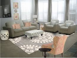 Modern Side Chairs For Living Room Design Ideas Living Room Fabric Sofa With Cushions Also Gray White Table