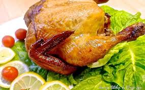 Roast Whole Chicken How To Make Juicy Honey Roasted Chicken Recipe Snapguide