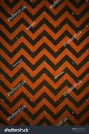 halloween abstract retro orange background black chevron stripes stock illustration