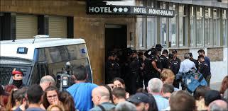 katalonien hotels werfen hunderte polizisten raus news heute at