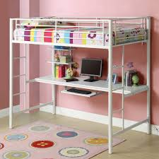 full size loft beds with desk underneath design babytimeexpo