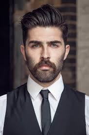 hair cut for men shaved on sides slicked back on top 242 best men s cuts style images on pinterest men s hairstyle