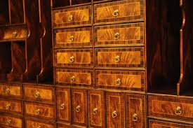 Secretary Desk With Storage by Antique Mahogany Secretary Desk With Rosewood