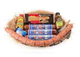 sausage gift baskets chion