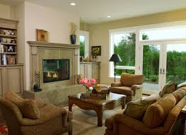 Family Room Decorating Ideas Traditional Design - Traditional family room