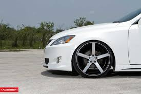 2015 lexus is 250 custom vossen wheels lexus is vossen cv3r