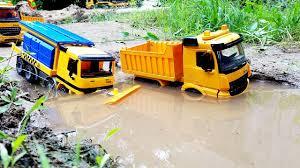 dump trucks for children concrete truck excavator for kids