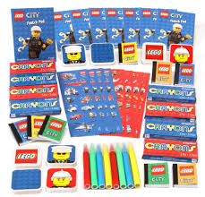 closest halloween city lego city party supplies 48 piece mega mix value activity favour
